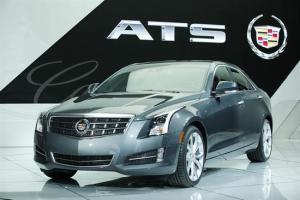 El Cadillac ATS, el mejor carro del 2013