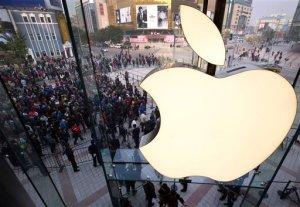 Apple lidera por primera vez las ventas de celulares en EEUU