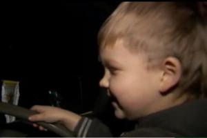Esto es lo que hace un niño de seis años en Rusia (Imágenes)