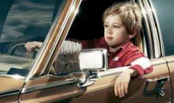 ¡Increíble! Este niño robó un Mercedes y recorrió Europa