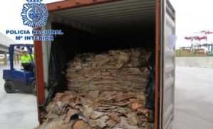 Interceptan 277 kilos de cocaína gracias a Twitter
