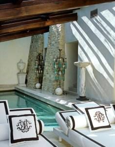 Así es la mansión del diseñador Roberto Cavalli (fotos)
