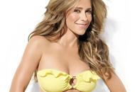 Jennifer Love Hewitt en bikini y haciendo ejercicio (ME GUSTA)