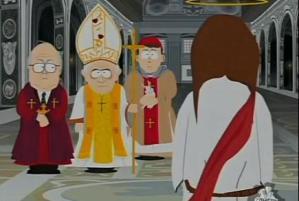 South Park predijo la renuncia del Papa en 2007 (Video)