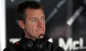 Tim Goss, nuevo director técnico de McLaren
