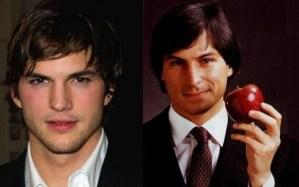 Así se transformó Ashton Kutcher en Steve Jobs (Fotos)