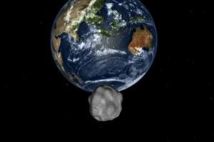 Este es el mejor video del asteroide que rozó la Tierra
