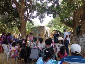 Atienden a comunidades indígenas de Maracaibo