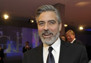 George Clooney: Nuevo look con las mismas canas