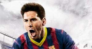 Así será la portada de FIFA 14