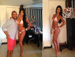 Este mujerón es médico estético y quiere ser Miss Venezuela (Fotos)