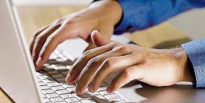 La vida con esclerosis múltiple vista a través de una computadora