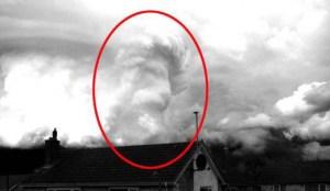 La nube que se parece a Mufasa del Rey León apareció en Cambridgeshire