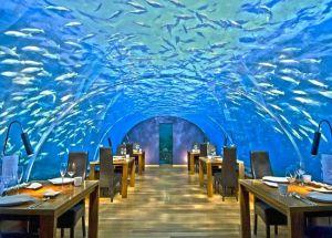 Estos son los restaurantes con las vistas más impactantes del mundo (Fotos)