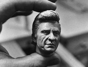 Un implante cerebral lo vuelve fanático de Johnny Cash