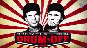 """Los """"separados al nacer"""" Will Ferrel y el baterista de los Chili Pepper se encontraron al fin"""