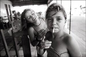 El otro lado del mundial: niñas prostitutas de Brasil