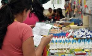 Al menos 7,6 salarios integrales se necesitan para comprar este año la lista escolar