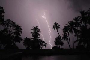 Rayo mató a dos marineros que pescaban en el mar Caribe frente a Nicaragua