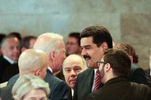 """Maduro abrió el 2021 pidiendo """"cacao"""" a Biden y a posibles inversionistas de EEUU"""