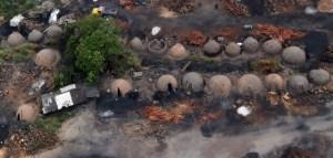 Deforestación de la Amazonia brasileña aumenta más del doble en un año