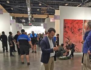 Apuñalaron a una mujer en el Art Basel de Miami Beach