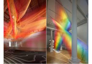 """El arte contemporáneo devuelve la vida al """"Louvre de América"""""""