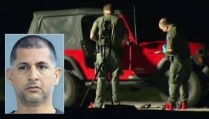 Hombre es arrestado en Weston tras secuestrar a una mujer y a su hijo