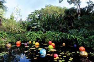 Conoce el Fairchild Tropical Botanic Garden en estas navidades