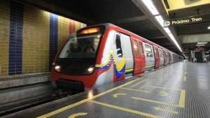 Línea 2 del Metro de Caracas no presta servicio comercial #25Ago