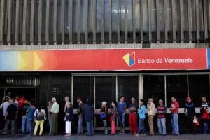 Banco de Venezuela aumenta el límite de retiro diario