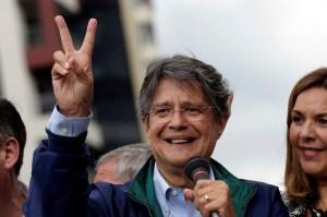Lasso buscará aplicar medidas a favor de migrantes venezolanos en Ecuador