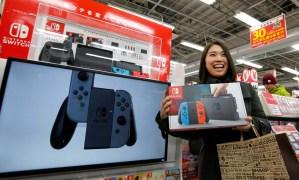 Nintendo podría lanzar una versión Pro de Switch durante 2020