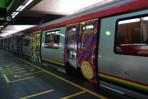 Metro de Caracas reporta falla en la línea 2
