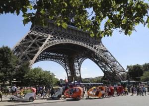París vuelve a batir récord de turistas internacionales en 2018
