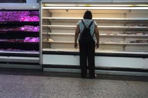 Debido al colapso económico, los venezolanos cada día comen menos