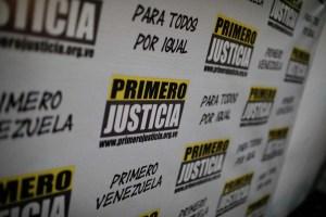 Primero Justicia también condenó arremetida del régimen contra Voluntad Popular