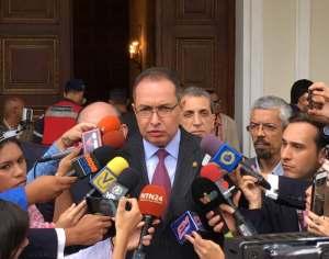Richard Blanco tras reunión con Guaidó: Vamos a acompañarlo
