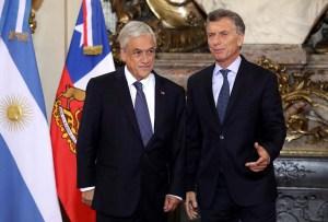 Chile propone a Pro Sur, nuevo foro de integración sudamericana sin la presencia de Maduro