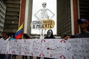 Crisis sanitaria en Venezuela aumenta la tasa de mortalidad (VIDEO)