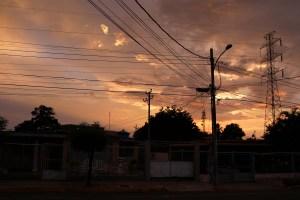 Los racionamientos de electricidad en Maracaibo son de hasta 16 horas diarias