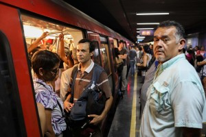 LA FOTO: Así son los tickets del Metro de Caracas sin la cinta magnética
