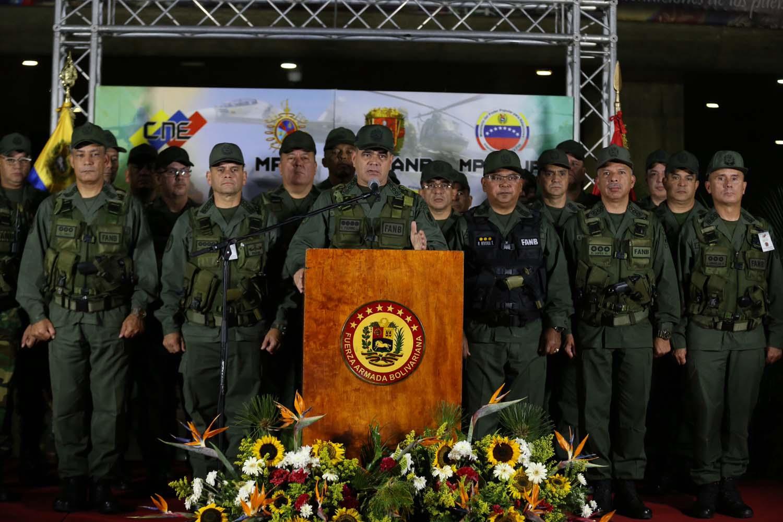 Análisis: Hay una opción militar en Venezuela... no es la que esperabas