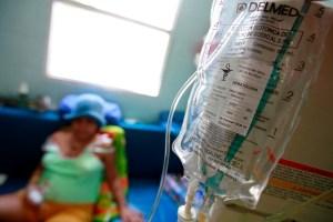 Migrantes venezolanos con cáncer encuentran opción de vida en Colombia
