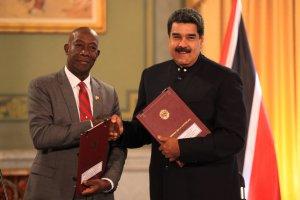 Primer ministro de Trinidad y Tobago dice que esa nación no se puede convertir en campo de refugio para venezolanos