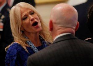 Conway: La posición de Trump sobre Venezuela es la misma, no importa quien sea su asesor