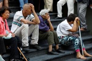 La tragedia de vivir con dos dólares de pensión mensuales en Venezuela