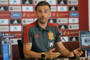 Luis Enrique deja el cargo como técnico de la selección española y ya tiene reemplazo