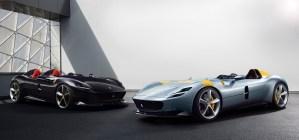 Ferrari presenta los increíbles modelos Monza SP1 y SP2… solo para clientes y coleccionistas más apasionados (FOTOS)