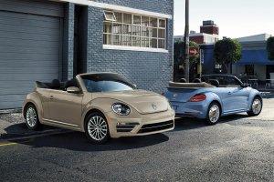 ¡Hasta siempre campeón!… Contempla la última versión del Volkswagen Escarabajo (FOTOS)